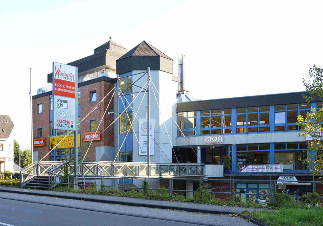 Anlage- und Gewerbeobjekte (Auszug) Investor für kleines, feines Einkaufszentrum in Bensberg gefunden