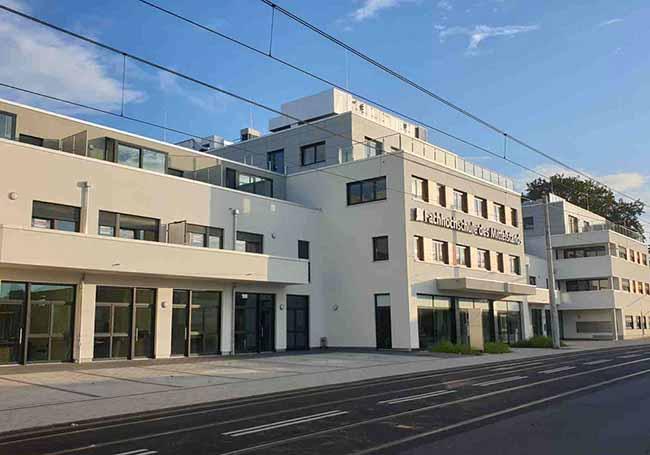 Konversionsobjekte - Entwicklung eines brachliegenden Bahngeländes im Auftrag der Stadtwerke Köln nachher