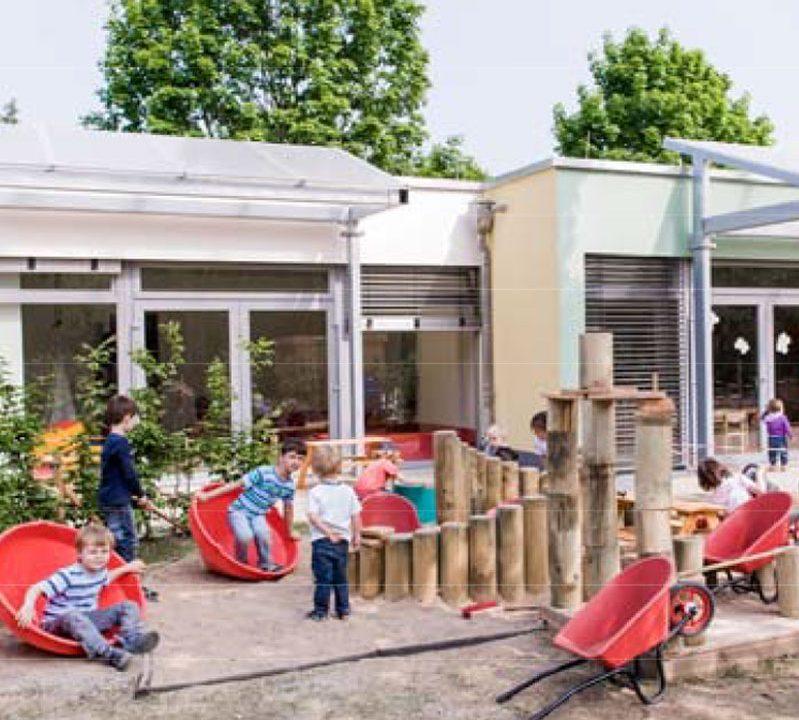 Kindergarten der Zukunft Hürth Referenzen