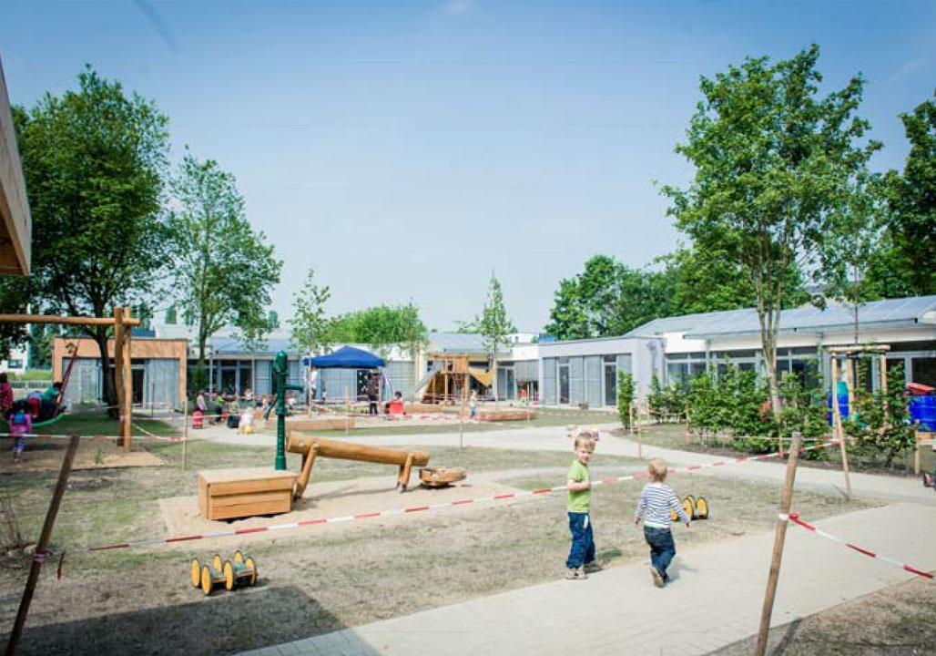 Sozialimmobilien - Hardy Fuß Immobilienmakler Kindertagesstätte in Hürth