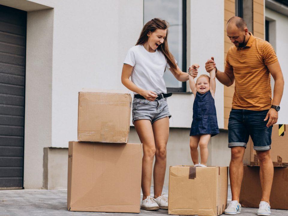 Umzug ins neue Zuhause - Chaos vermeiden - Kosten sparen